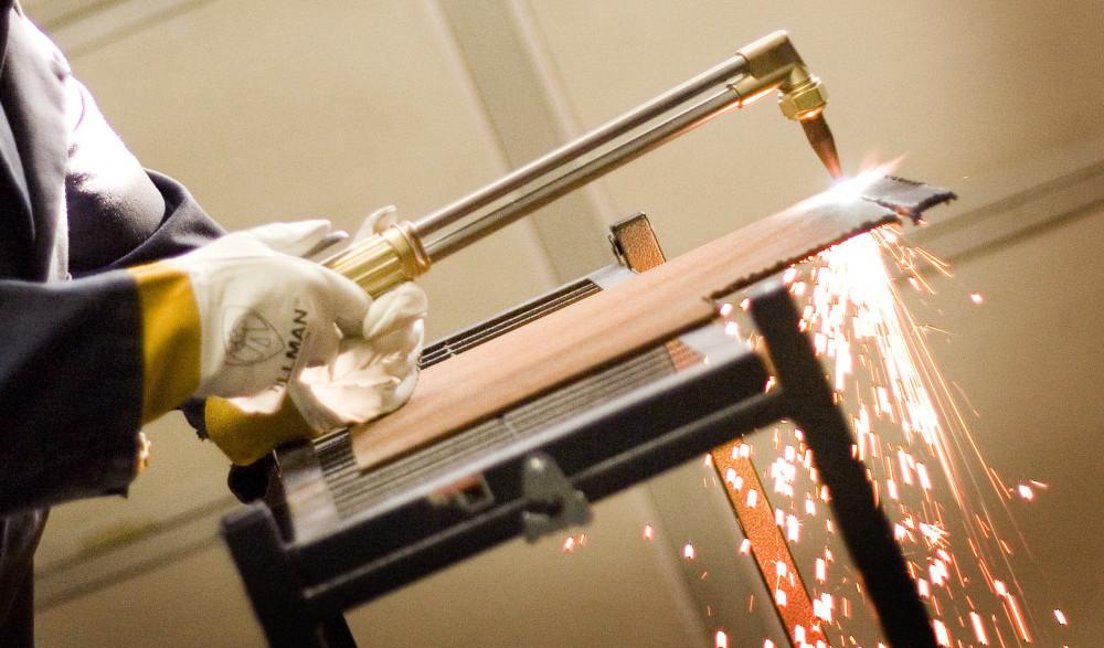welding equipment repair Utah